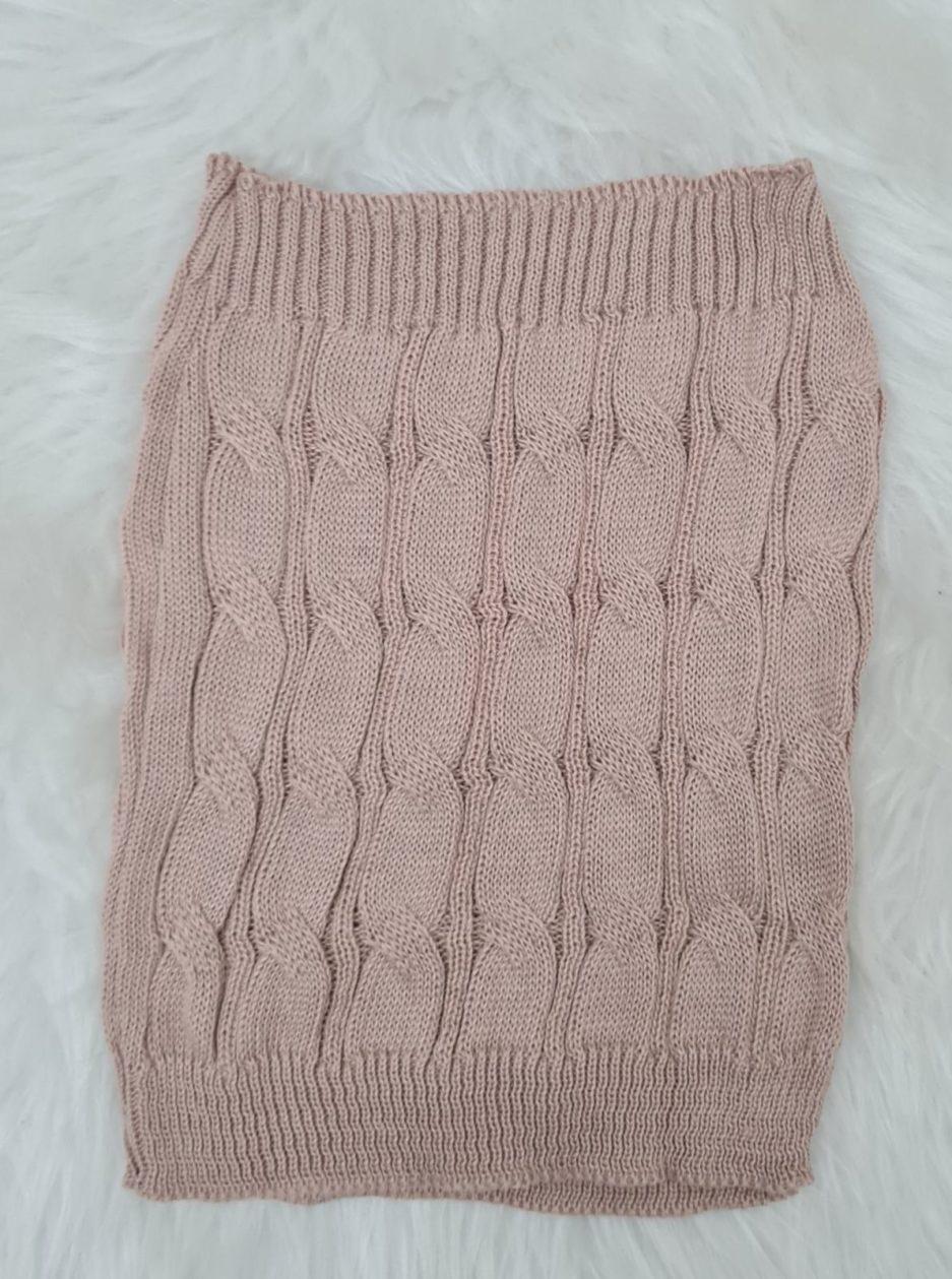 veigaboutique com br cropped faixa tricot alca grossa pied poule azul e branco copia 2