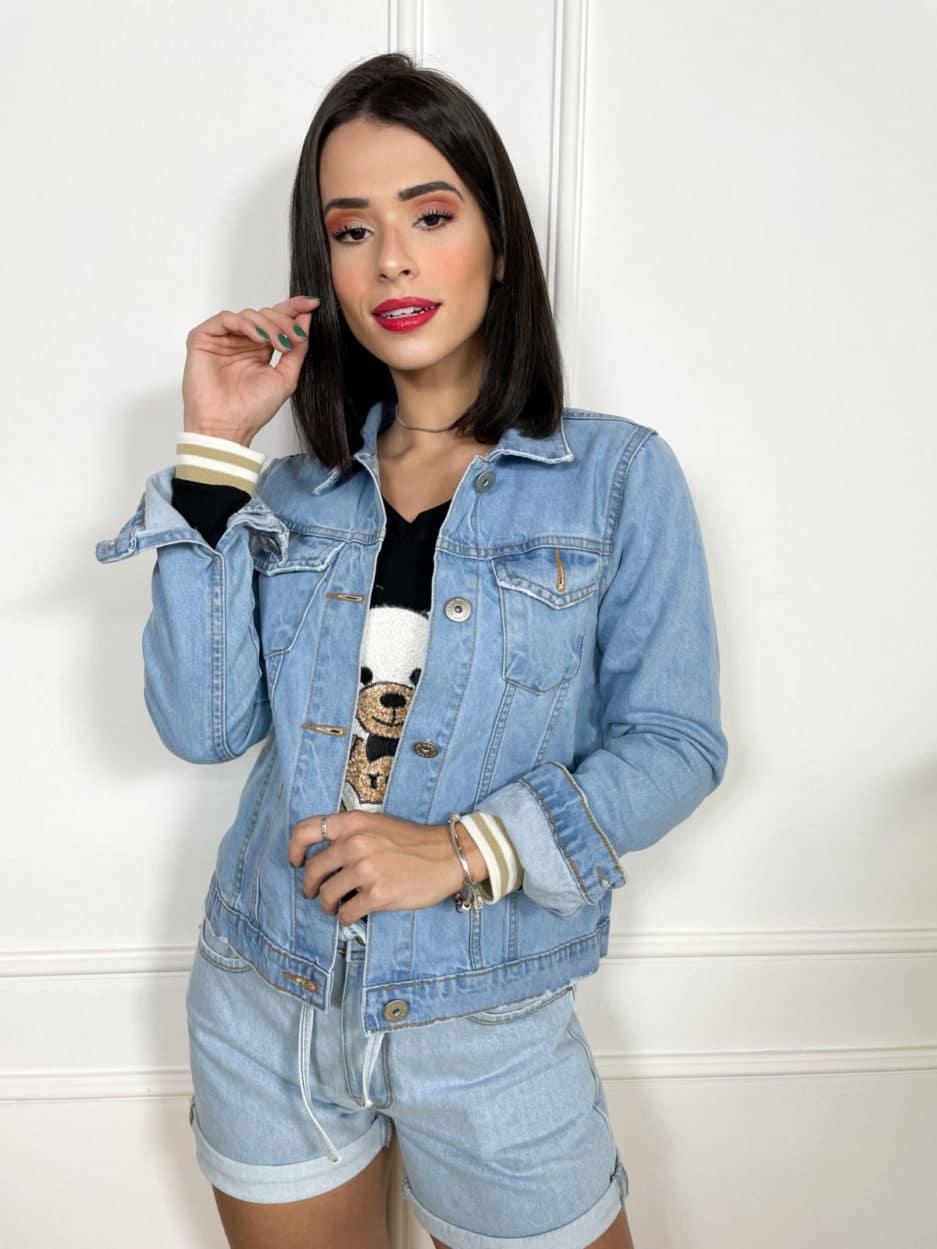 veigaboutique com br jaqueta jeans clara manga longa