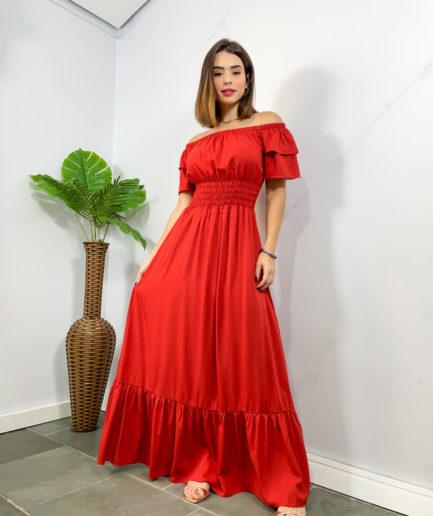 veigaboutique com br vestido longo lastex ciganinha manguinha copia 3