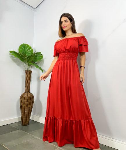 veigaboutique com br vestido longo lastex ciganinha manguinha copia 4